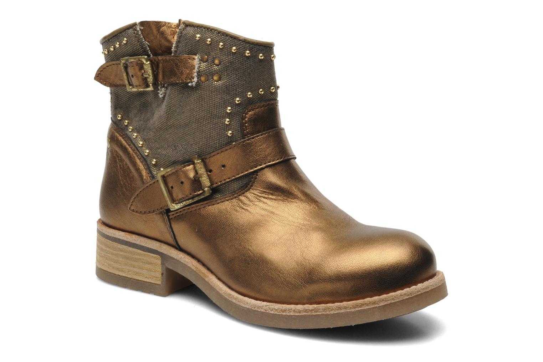 Boots en enkellaarsjes Koah Nelly Goud en brons detail