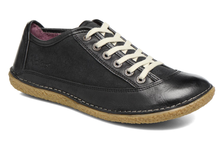 Grandes descuentos últimos zapatos Kickers Hollyday (Negro) - Zapatos con cordones Descuento