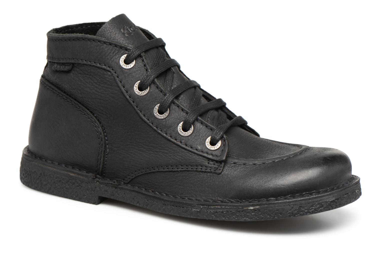 Zapatos promocionales Kickers Legendiknew (Negro) - Zapatos con cordones   Zapatos de mujer baratos zapatos de mujer