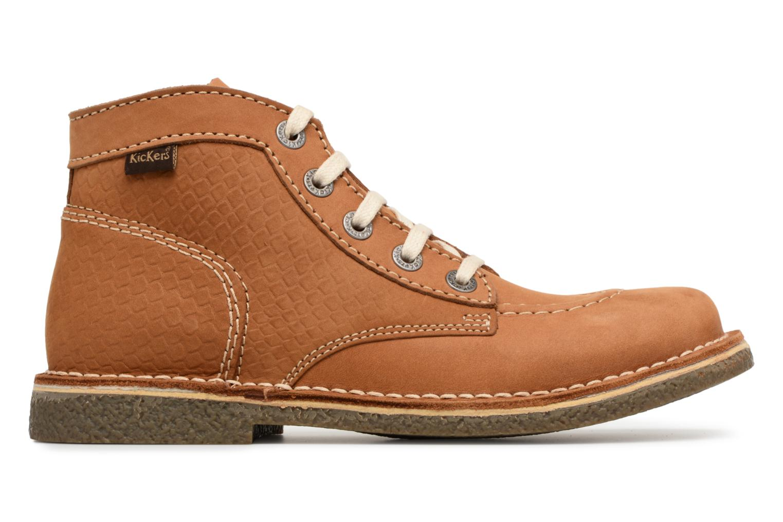 Chaussures à lacets Kickers Legendiknew Marron vue derrière