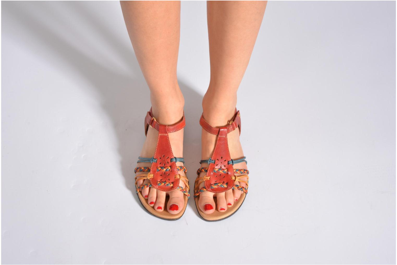 Sandales et nu-pieds Pikolinos Alcudia 816-0509 Multicolore vue bas / vue portée sac