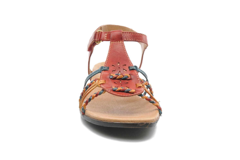 Sandales et nu-pieds Pikolinos Alcudia 816-0509 Multicolore vue portées chaussures