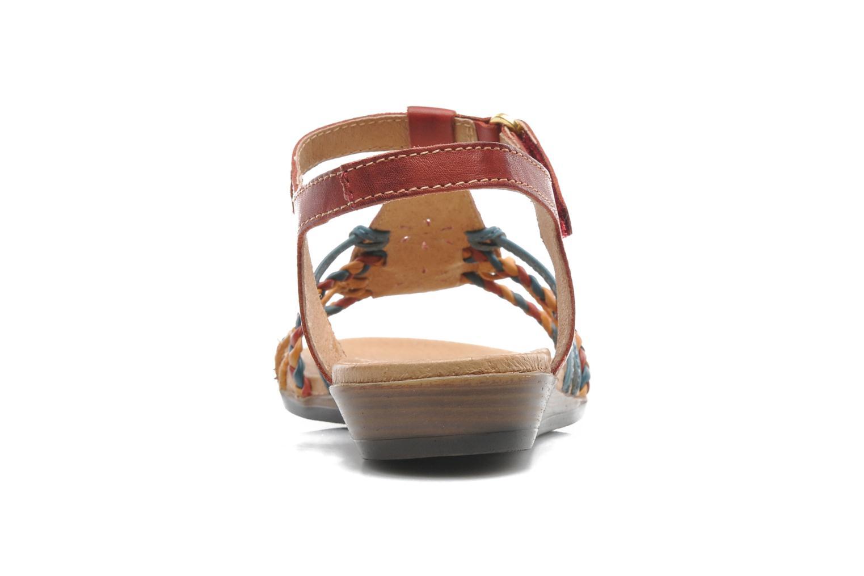 Sandales et nu-pieds Pikolinos Alcudia 816-0509 Multicolore vue droite