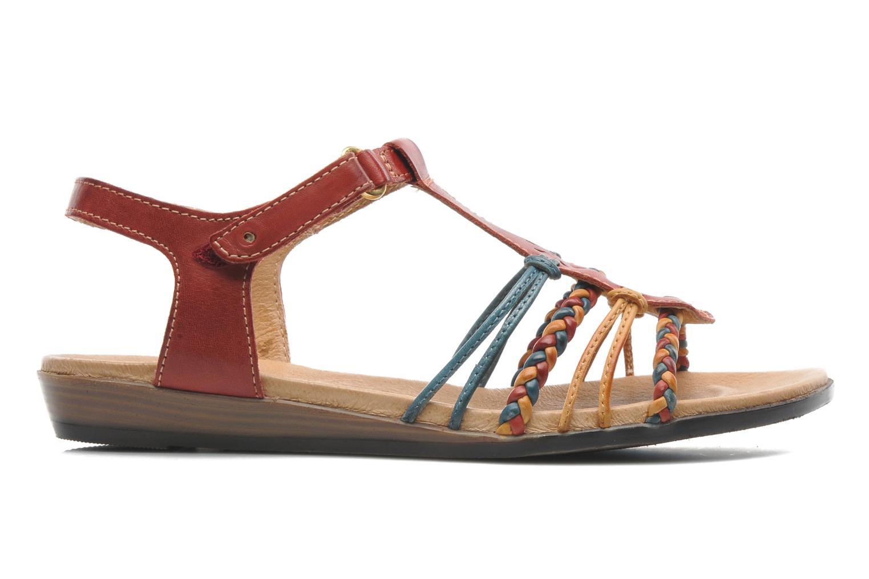 Sandales et nu-pieds Pikolinos Alcudia 816-0509 Multicolore vue derrière