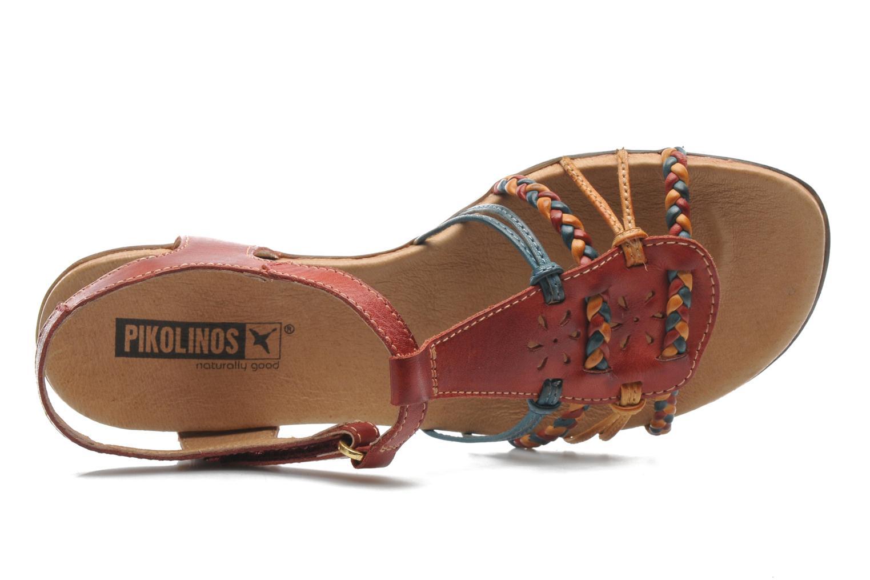 Sandales et nu-pieds Pikolinos Alcudia 816-0509 Multicolore vue gauche