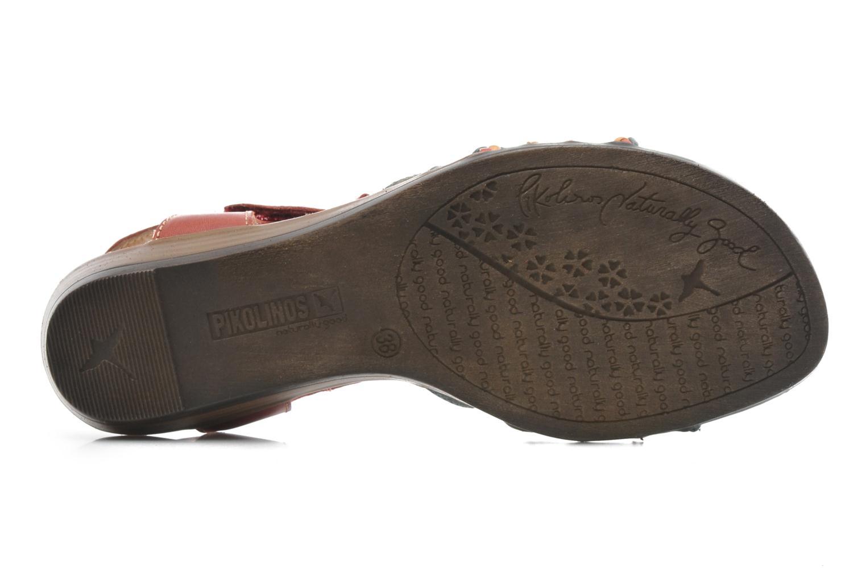 Sandales et nu-pieds Pikolinos Alcudia 816-0509 Multicolore vue haut