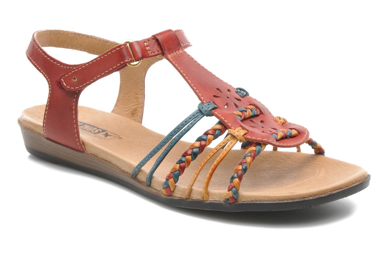 Sandales et nu-pieds Pikolinos Alcudia 816-0509 Multicolore vue détail/paire
