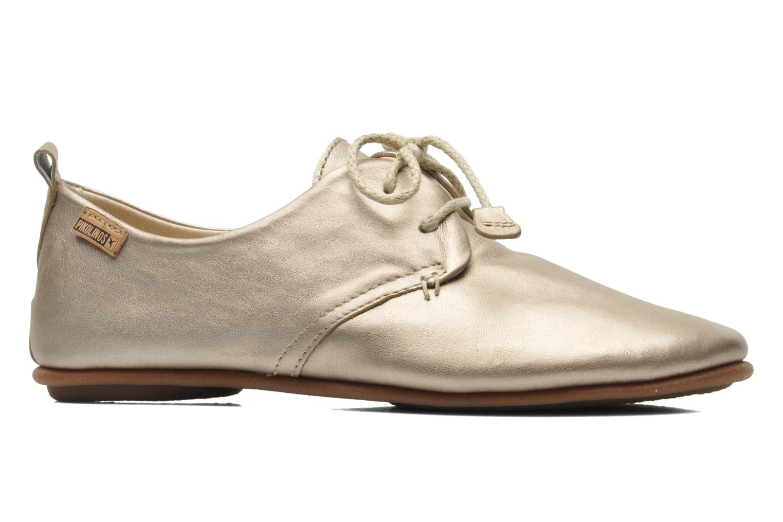 Chaussures à lacets Pikolinos Calabria 917-7123CL Or et bronze vue derrière
