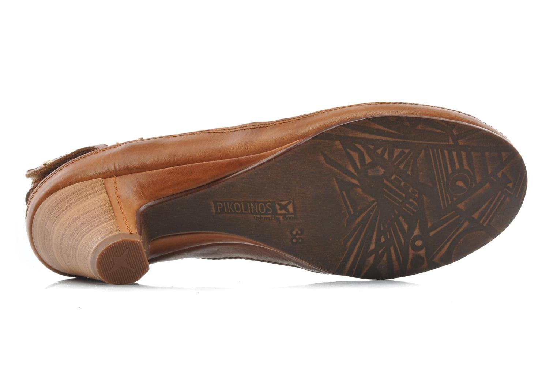 Sandales et nu-pieds Pikolinos Java W5A-0744 Marron vue haut