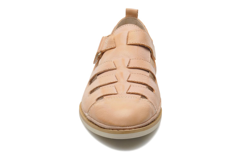Sandales et nu-pieds Pikolinos Santorini W1B-1517KR Beige vue portées chaussures