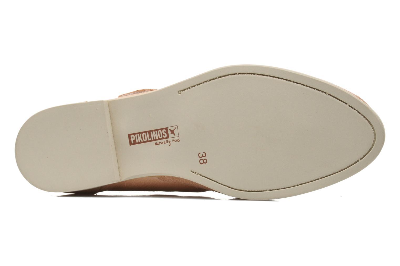 Sandales et nu-pieds Pikolinos Santorini W1B-1517KR Beige vue haut