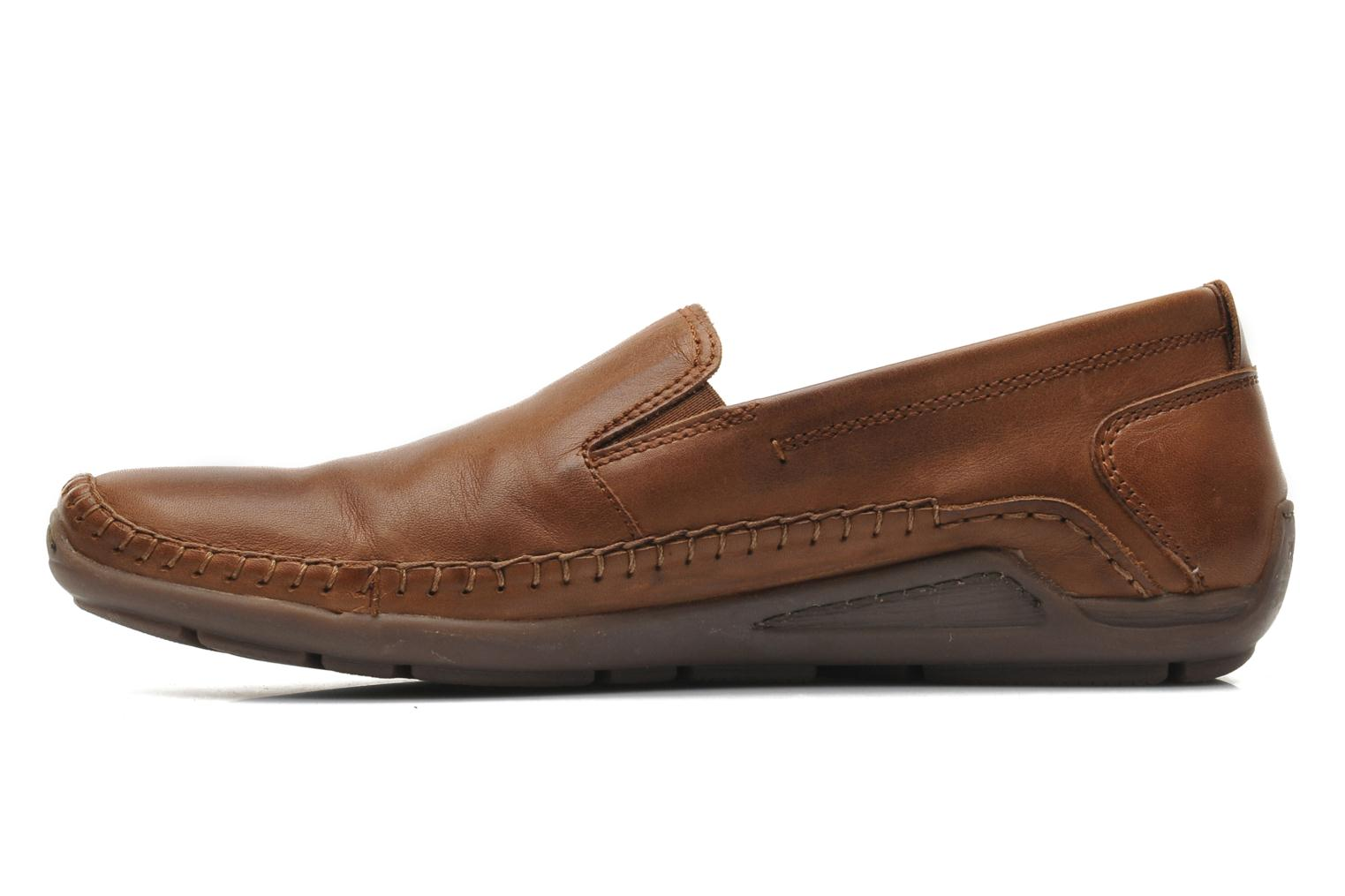 Loafers Pikolinos Azores 06H-5303 Brown front view