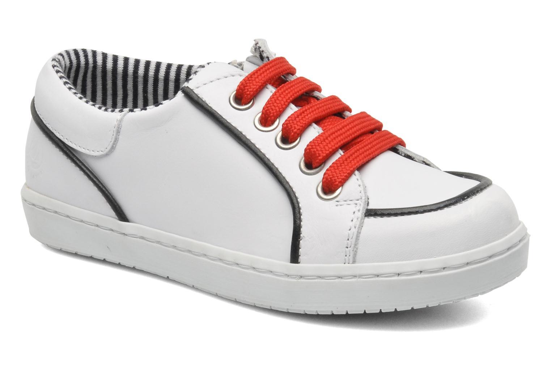Sneaker Petit bateau Luck weiß detaillierte ansicht/modell