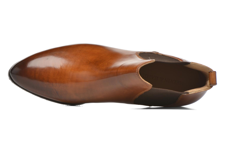 Bottines et boots Melvin & Hamilton Jessy 1 Marron vue gauche