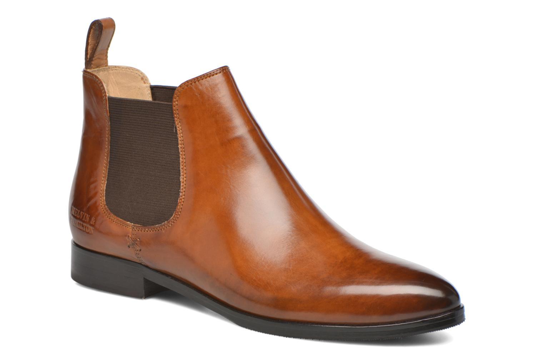 Bottines et boots Melvin & Hamilton Jessy 1 Marron vue détail/paire