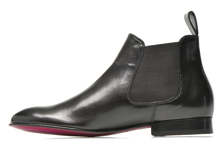 Bottines et boots Melvin & Hamilton Sally 25 Noir vue face