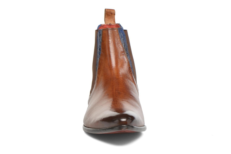 Bottines et boots Melvin & Hamilton Toni 6 Marron vue portées chaussures