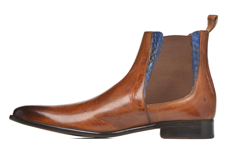 Bottines et boots Melvin & Hamilton Toni 6 Marron vue face