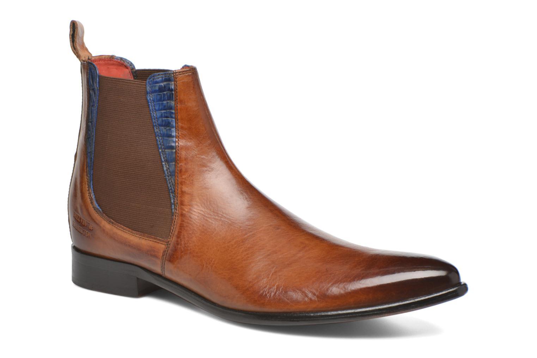 Bottines et boots Melvin & Hamilton Toni 6 Marron vue détail/paire