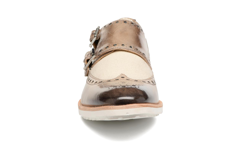 Mocassins Melvin & Hamilton Eddy 2 Multicolore vue portées chaussures