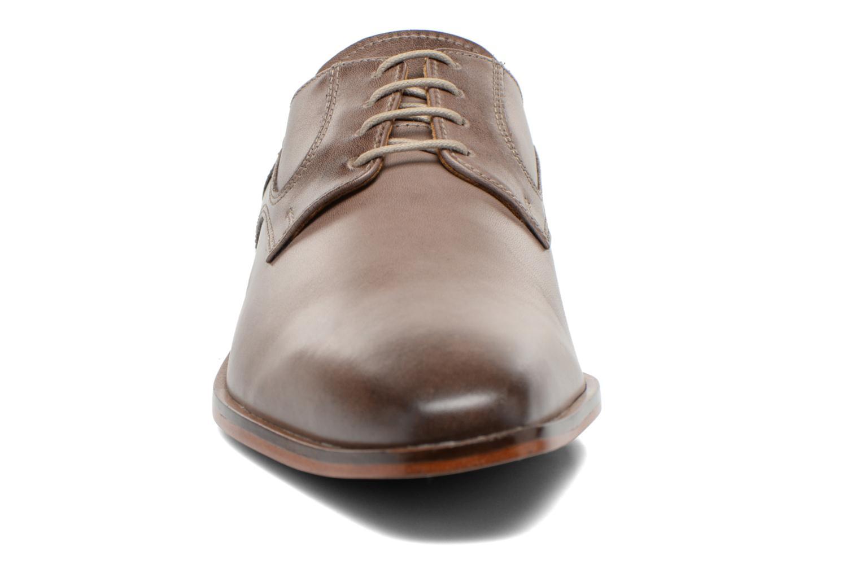 Zapatos con cordones Melvin & Hamilton Austin 2 Gris vista del modelo