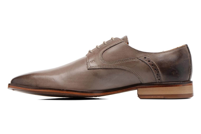 Zapatos con cordones Melvin & Hamilton Austin 2 Gris vista de frente