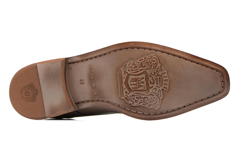 Zapatos con cordones Melvin & Hamilton Austin 2 Gris vista de arriba