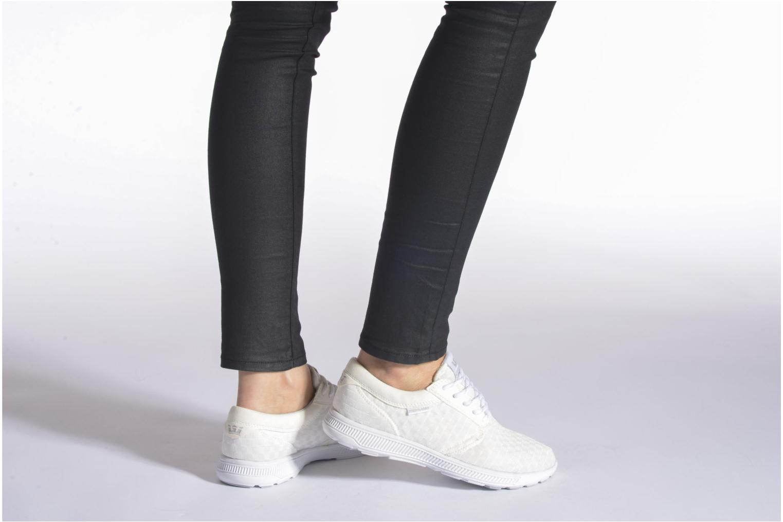 Sneakers Supra Hammer run W Bianco immagine dal basso