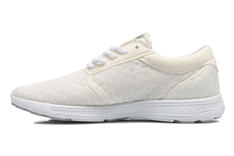 Sneakers Supra Hammer run W Wit voorkant