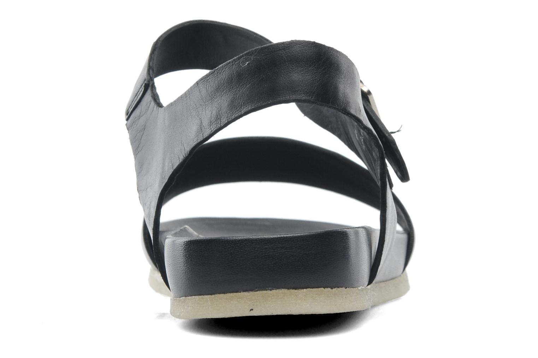 Sandales et nu-pieds Clarks Originals Dusty Soul Noir vue droite