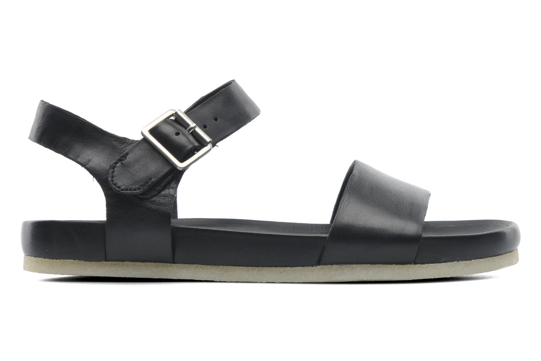 Sandales et nu-pieds Clarks Originals Dusty Soul Noir vue derrière