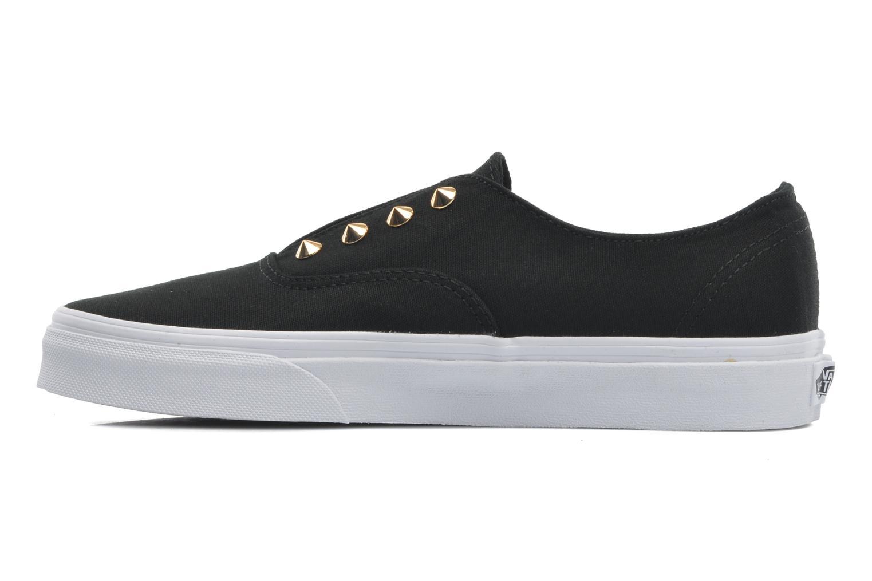 (Studs) black/black Vans Authentic Gore W (Noir)