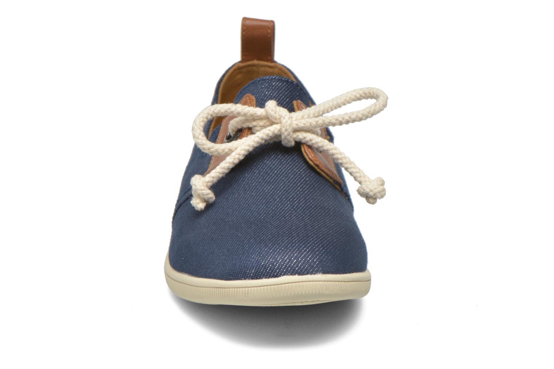 Baskets Armistice Stone One shine W Bleu vue portées chaussures