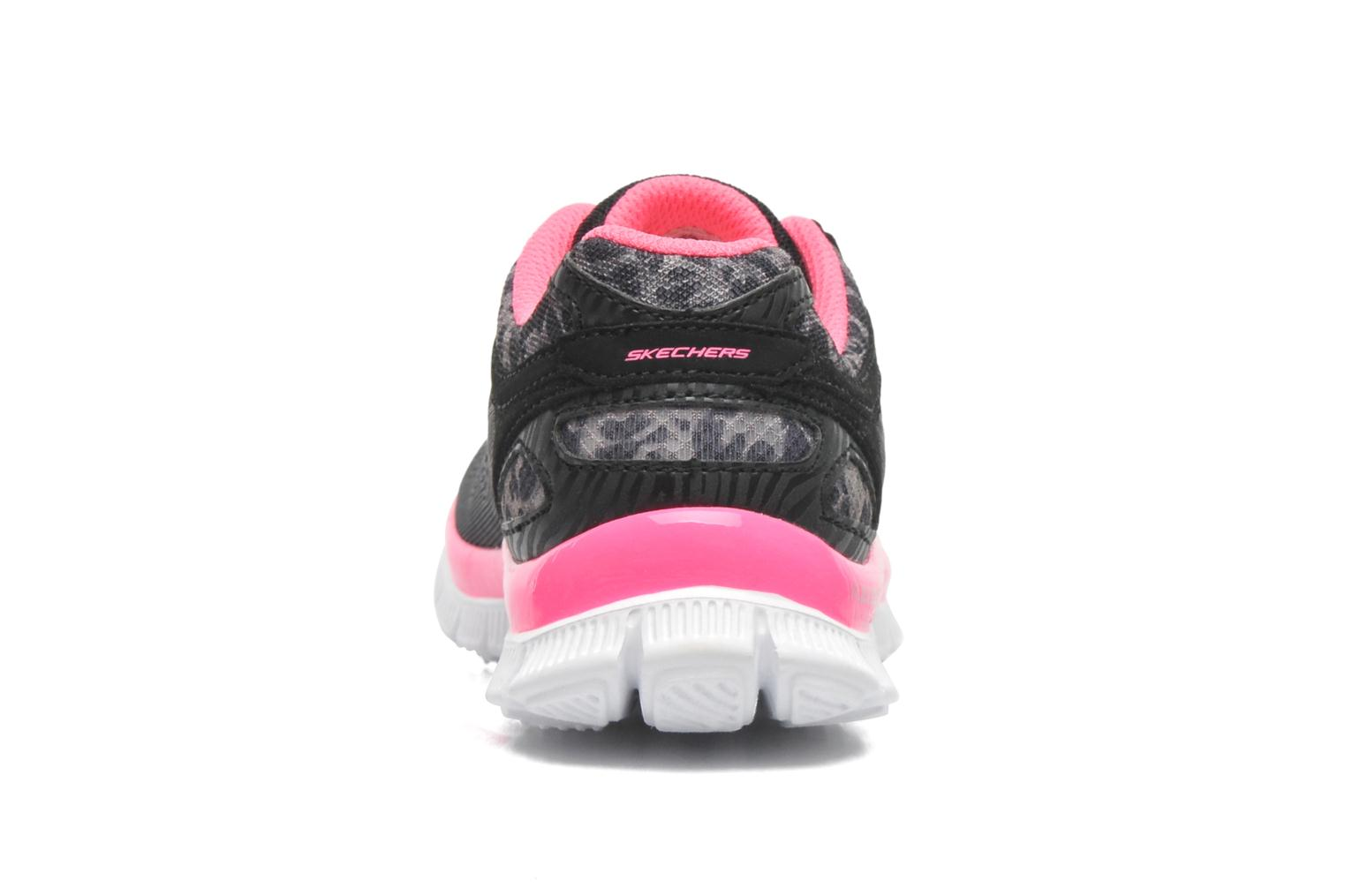 Trainers Skechers Skech Appeal Serengeti Black view from the right