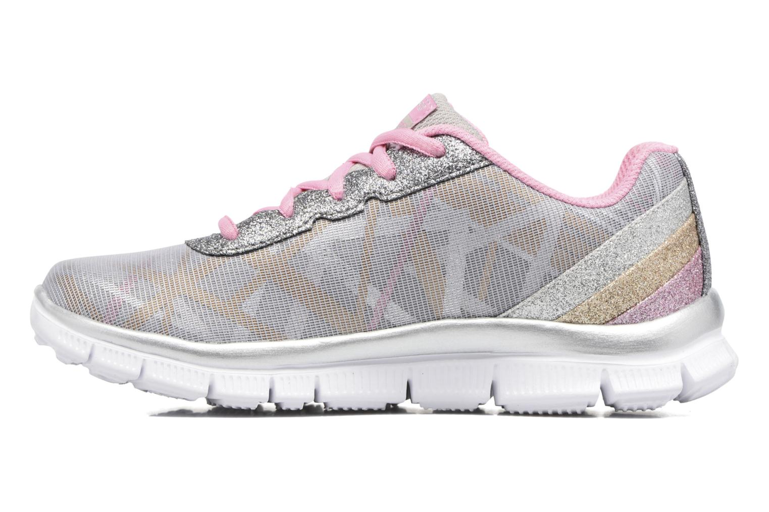 Trainers Skechers Skech Appeal Grey front view
