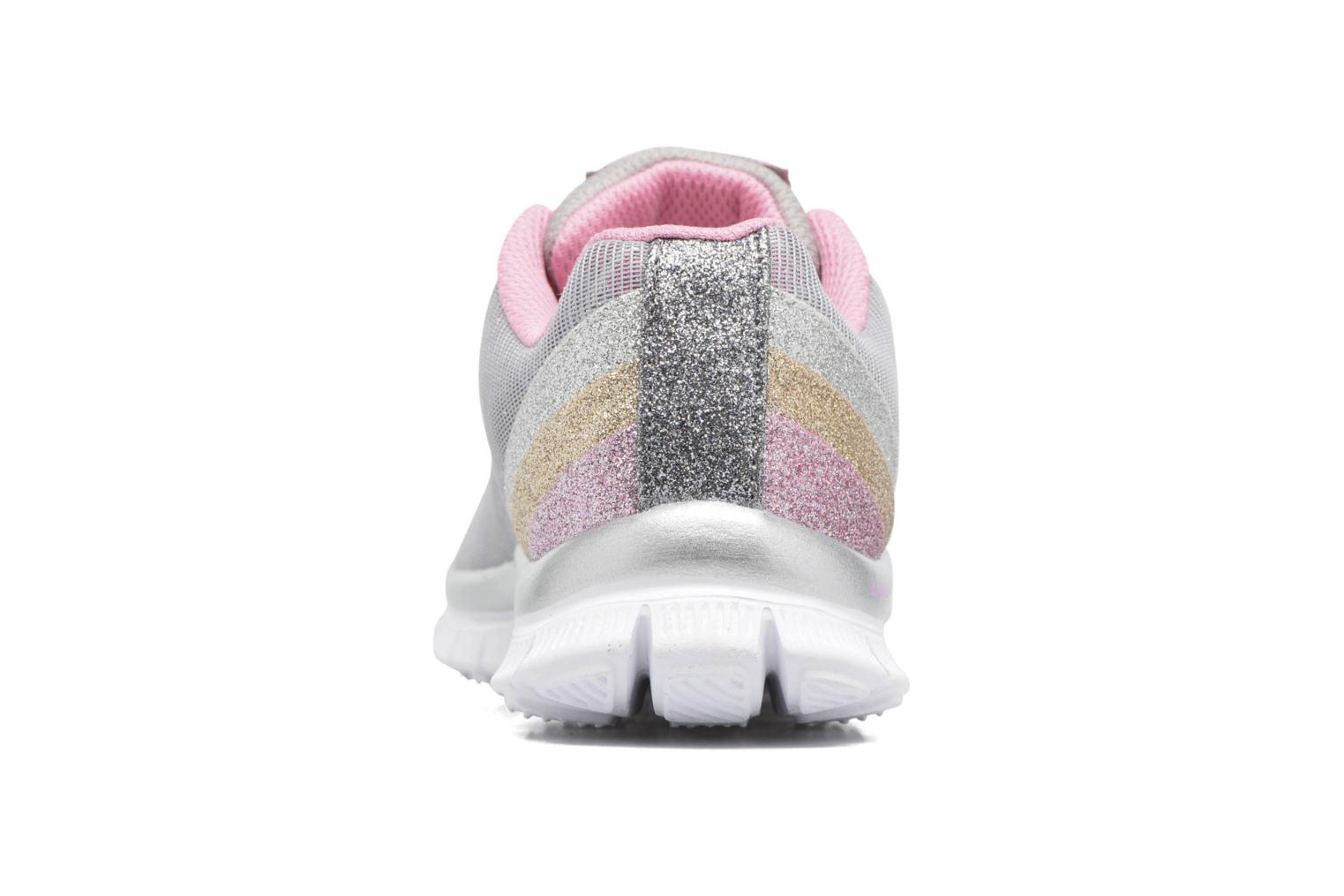 Trainers Skechers Skech Appeal Grey view from the right