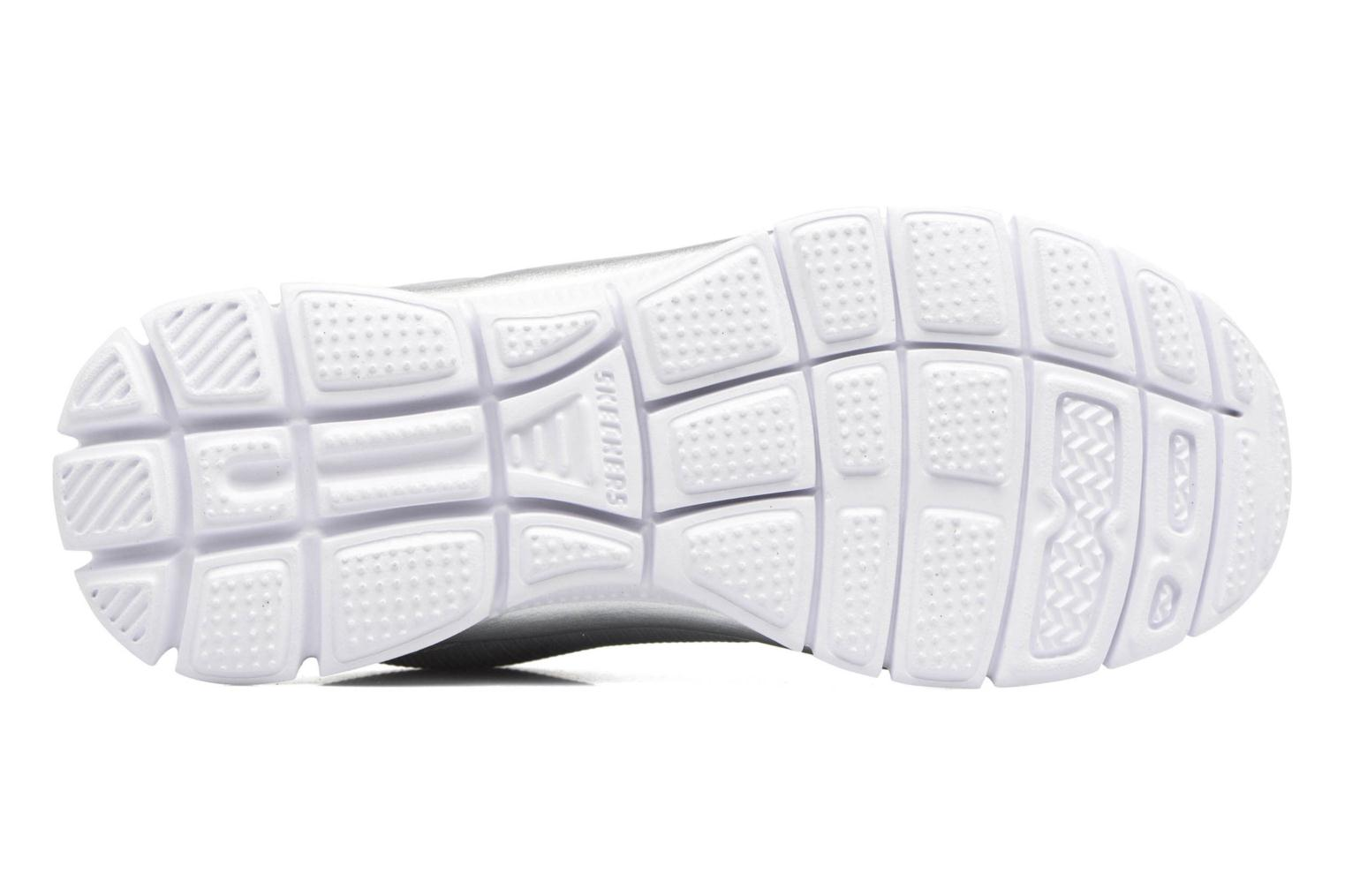 Trainers Skechers Skech Appeal Grey view from above