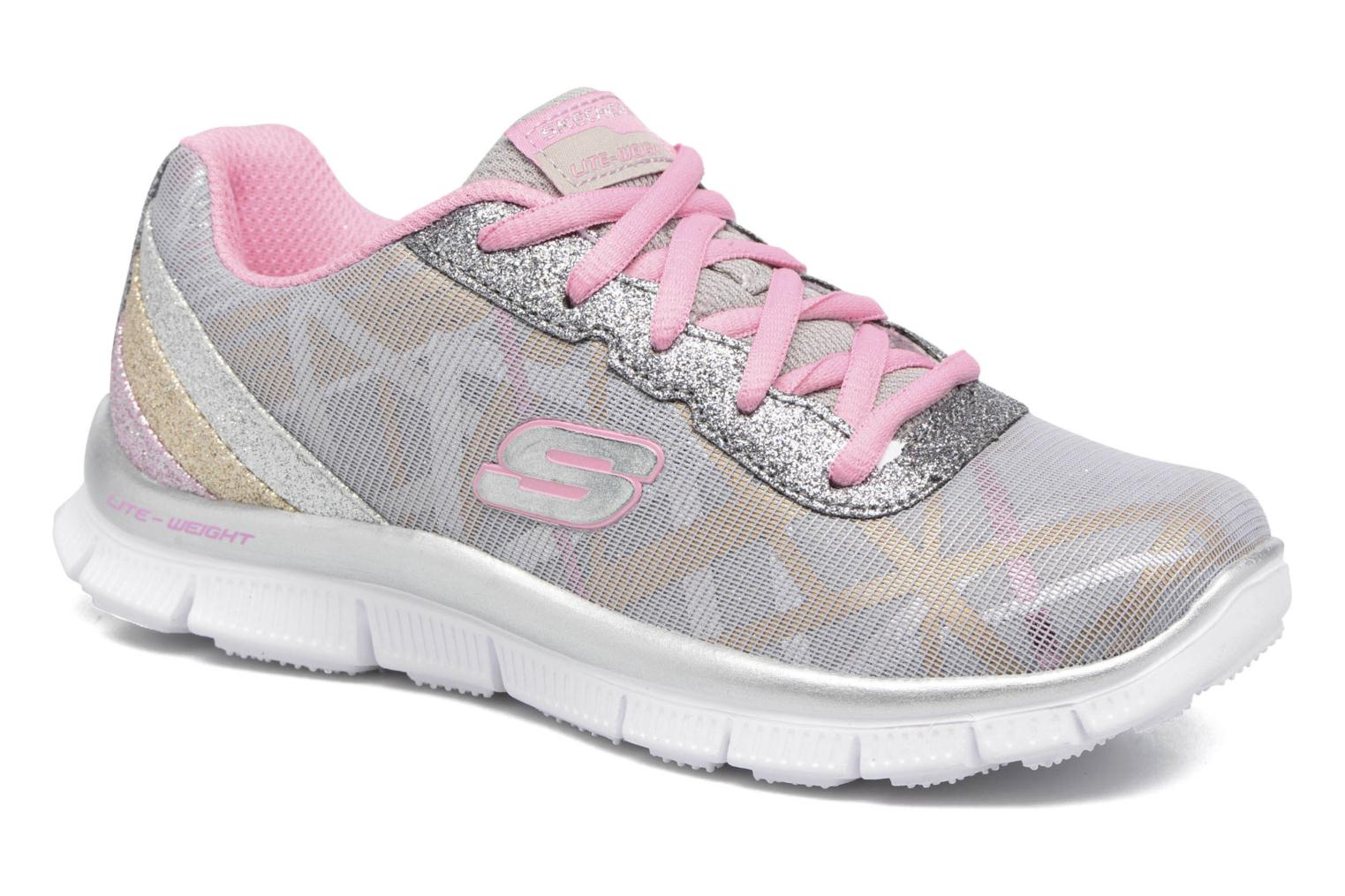 Trainers Skechers Skech Appeal Grey detailed view/ Pair view