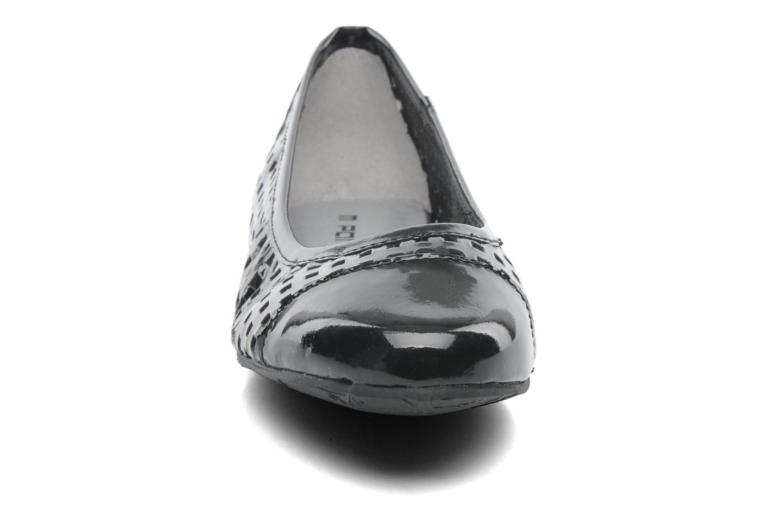 Ballerines M PAR M Hapy Noir vue portées chaussures