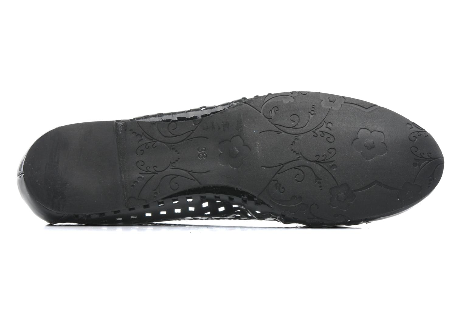 Ballet pumps M PAR M Hapy Black view from above