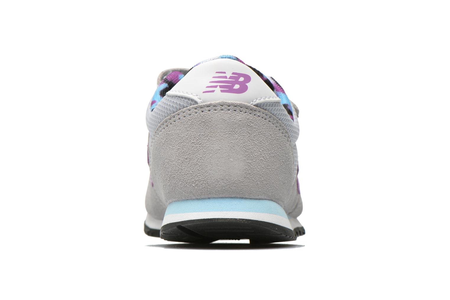 KE420 J Grey/purple
