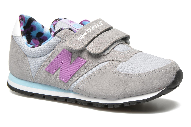 KE420 J Grey/purple