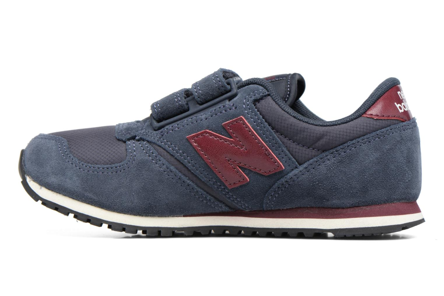 Baskets New Balance KE420 J Bleu vue face