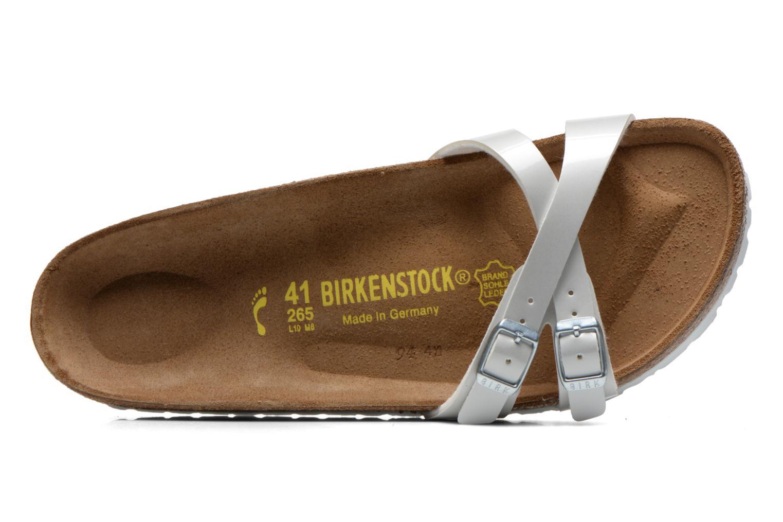 Birkenstock Almere Flor W Wit