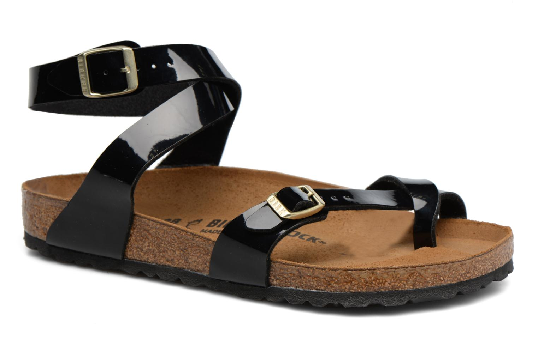 Sandales Avec Sangle Blanc Birkenstock Yara cgDgPU4oA
