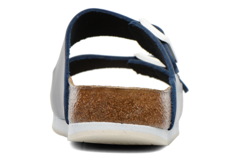 Sandales et nu-pieds Birkenstock Arizona Sl M Bleu vue droite