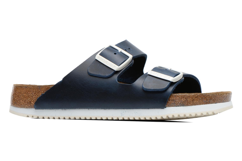 Sandales et nu-pieds Birkenstock Arizona Sl M Bleu vue derrière