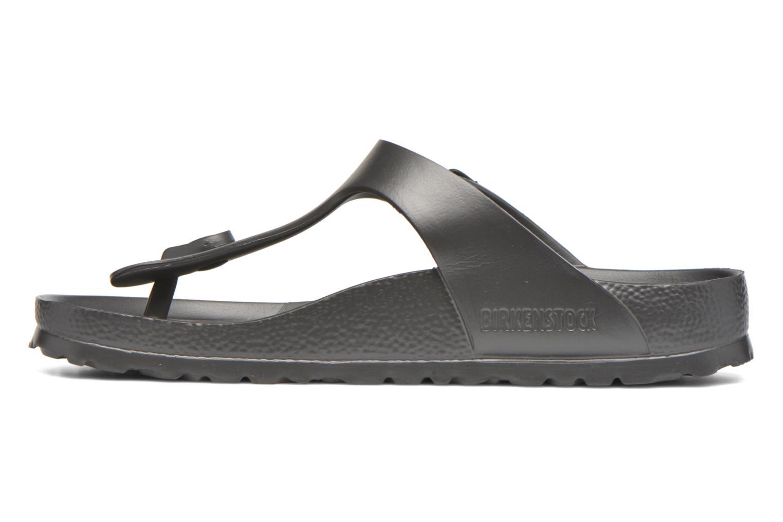 Sandals Birkenstock Gizeh EVA W Grey front view