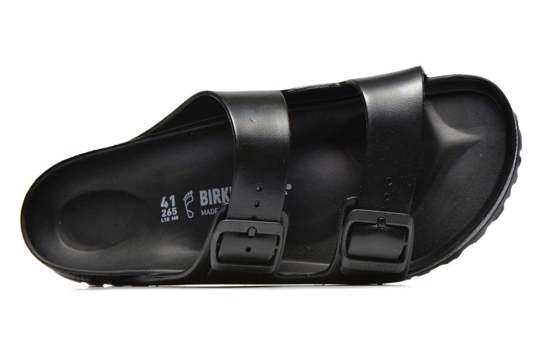 Sandales et nu-pieds Birkenstock Arizona EVA M Noir vue gauche
