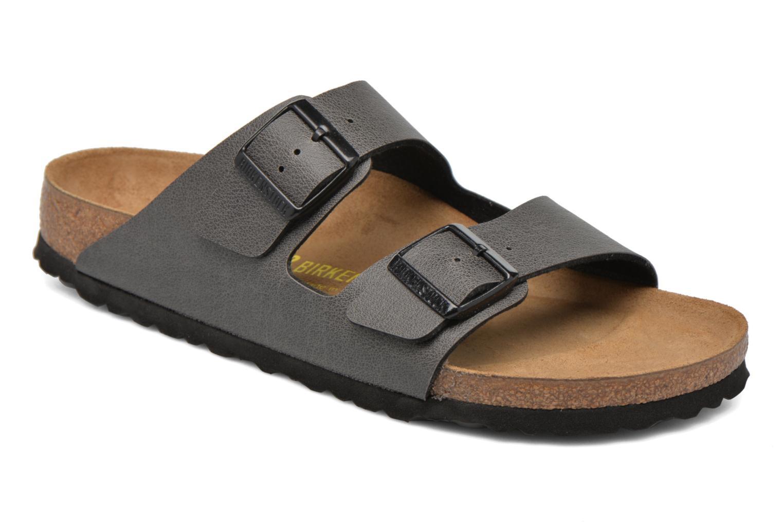 Sandaler Birkenstock Arizona EVA M Blå detaljeret billede af skoene